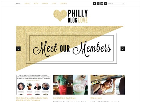 Philly Blog Love