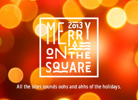 Merry on the Square