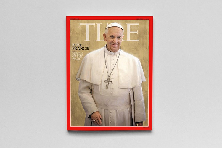 Time Magazine - Pope