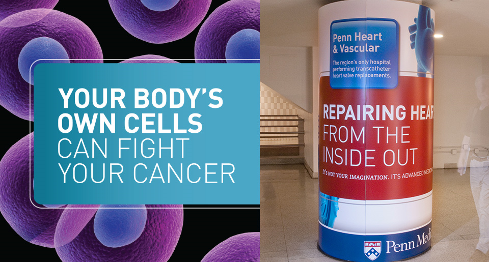 Penn Medicine Cancer Ads
