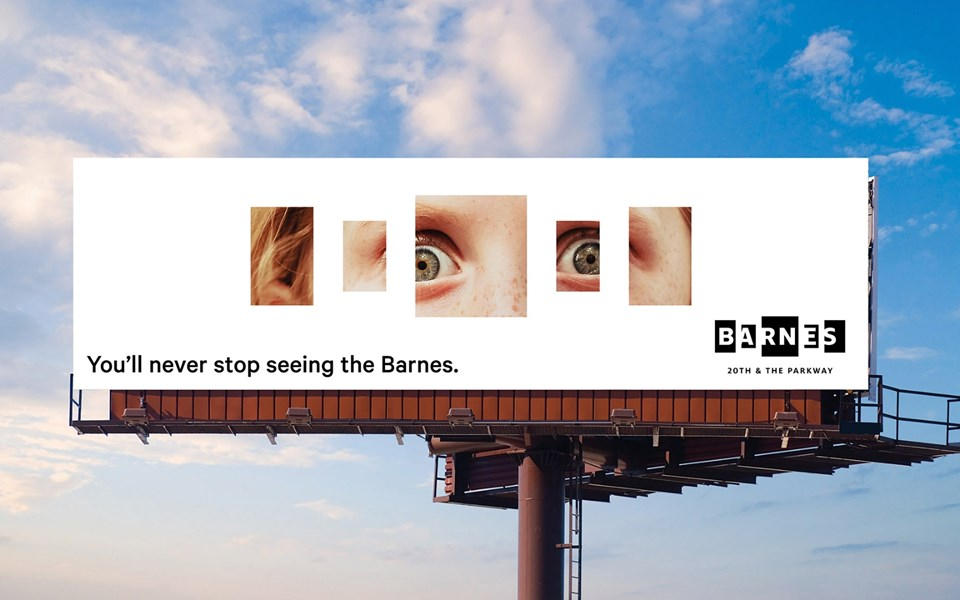 Barnes Billboard
