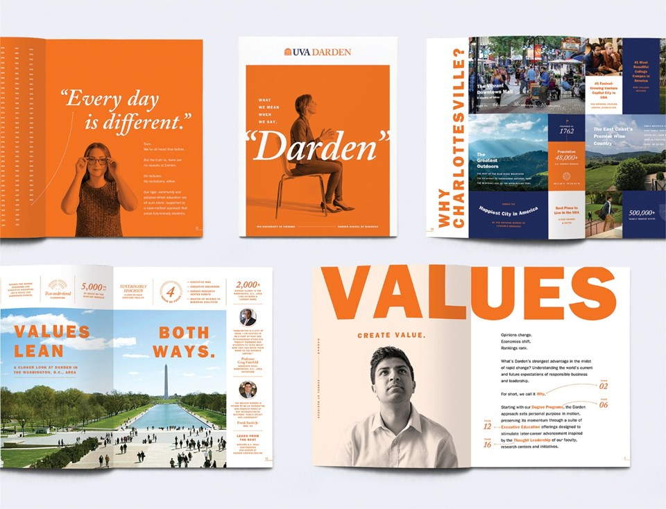 About Darden brochure